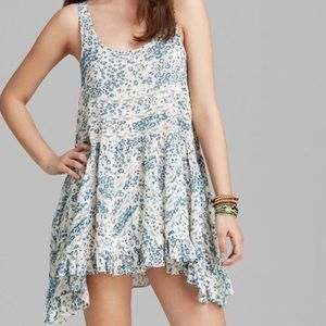 Free People Viole and Lace Dress